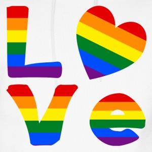 Gay Pride Hoodies & Sweatshirts.
