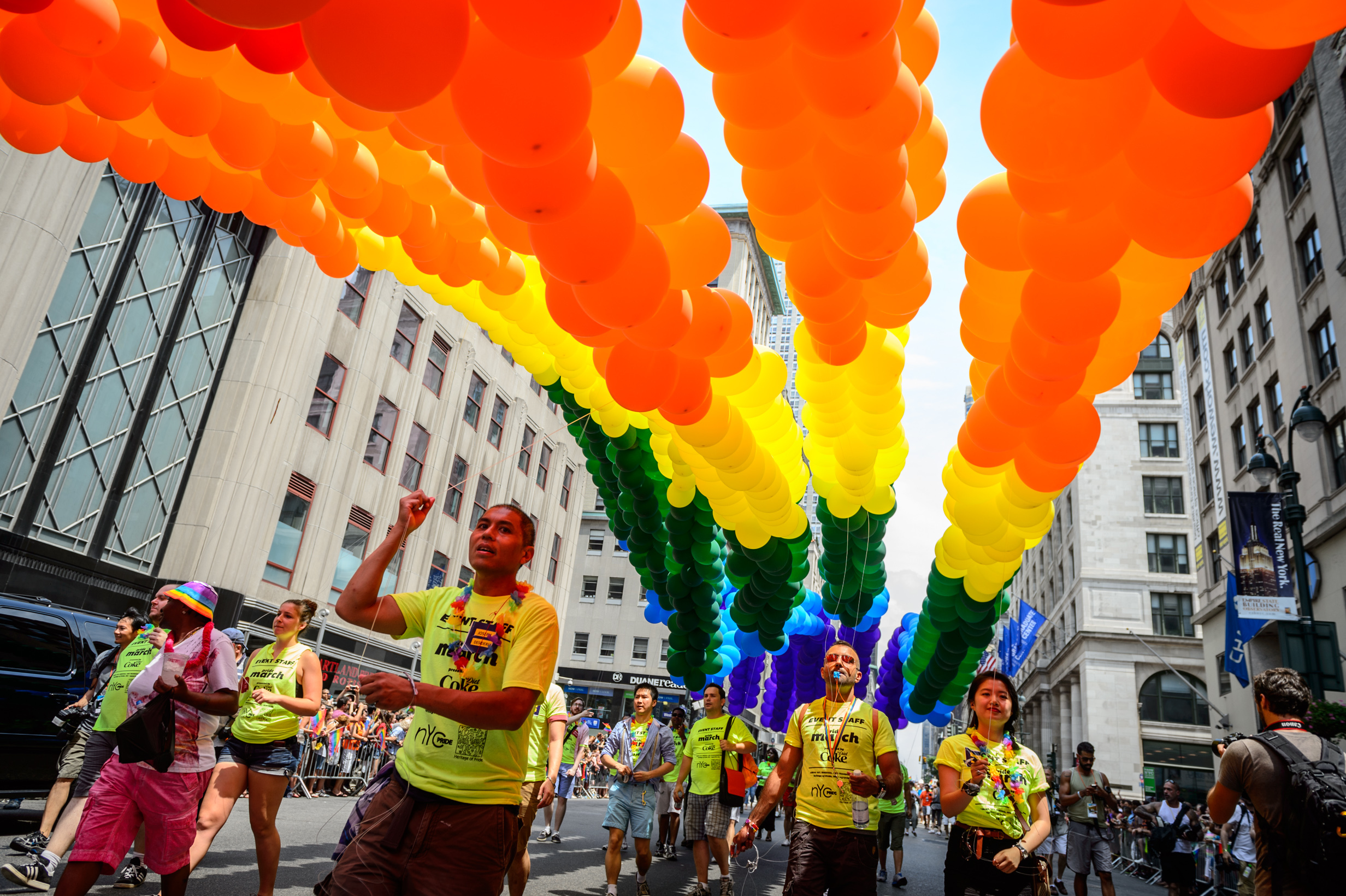 Guide to Gay Pride 2017 in NYC from events to the Pride Parade.