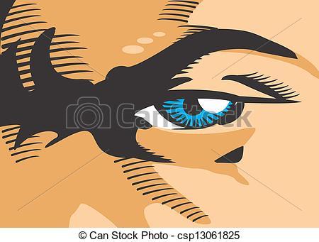 Gaze Clipart Vector Graphics. 605 Gaze EPS clip art vector and.