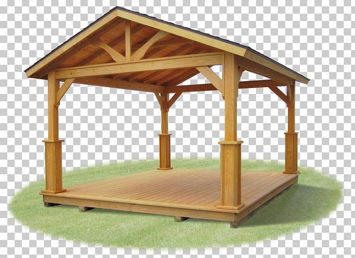 Gazebo Wood Pavilion Garden Roof PNG, Clipart, Architectural.