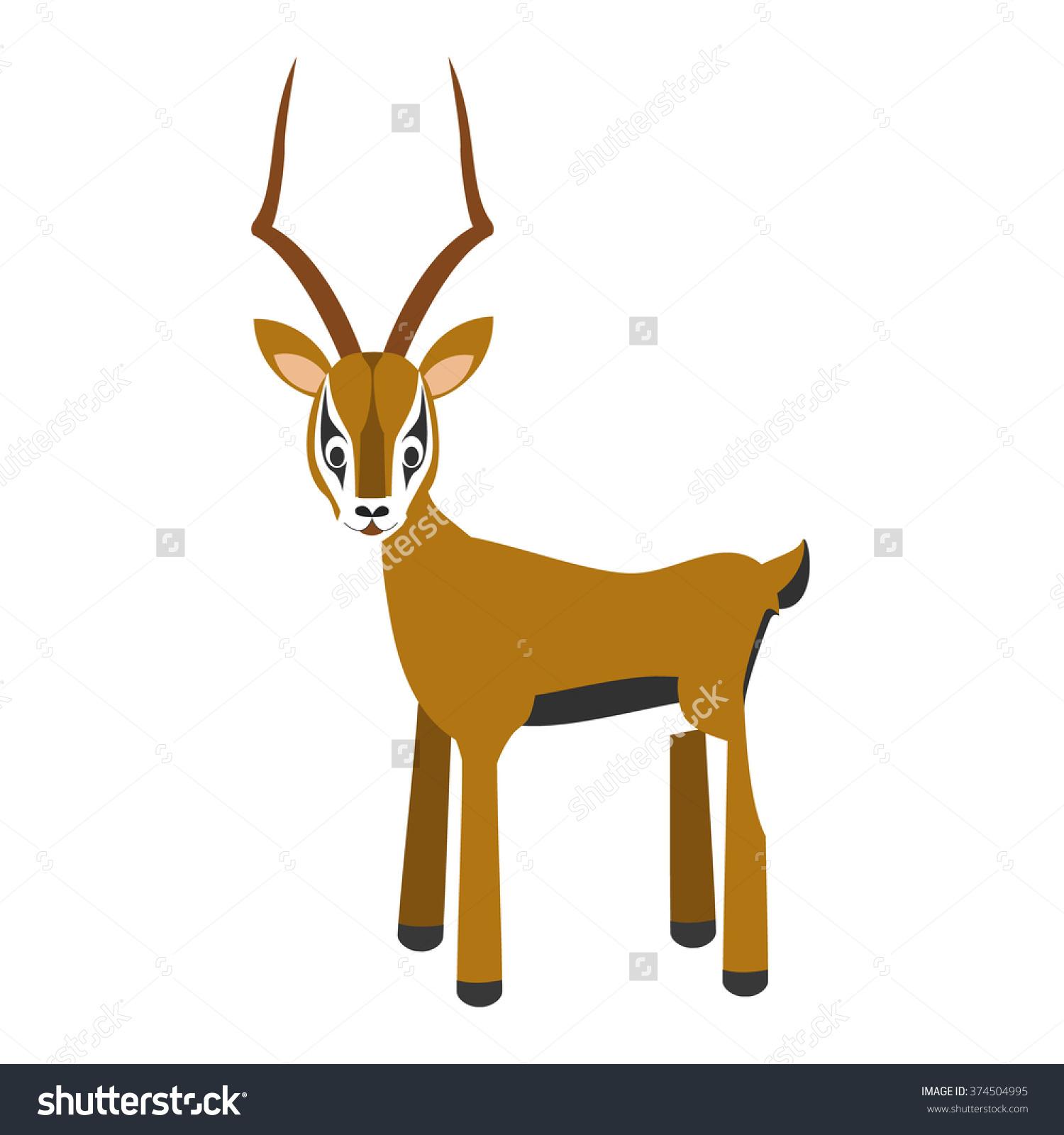 Impala Cartoon.
