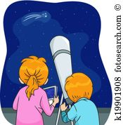 Star gazing Clipart Royalty Free. 107 star gazing clip art vector.