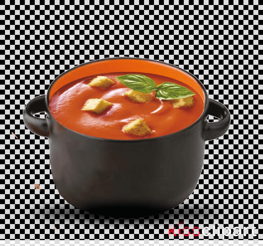 dish food cuisine soup gazpacho clipart.