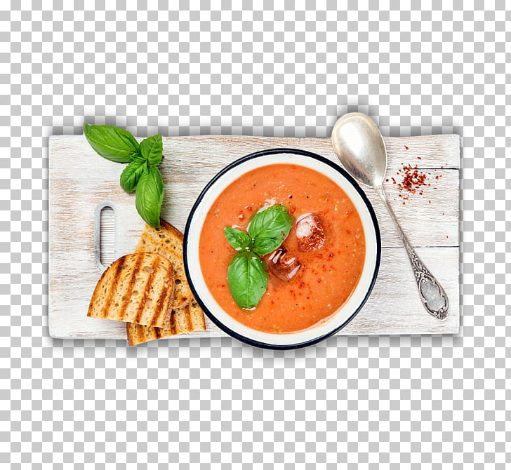 Tomato soup Gazpacho Chicken soup Pizza, Nutritious.