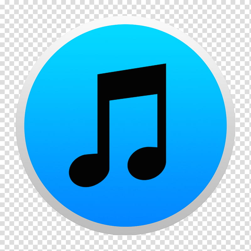 Black And Colorful Yosemite Style Icons, Blue Itunes W: GB.