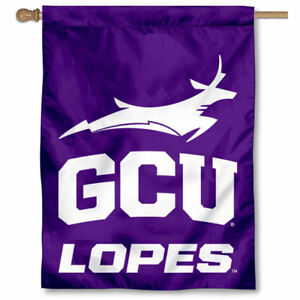Details about Grand Canyon University GCU Arched Logo Two Sided House Flag.