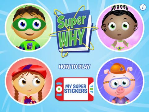 Super Why is an app from PBSKids for $3.99 includes a letter.