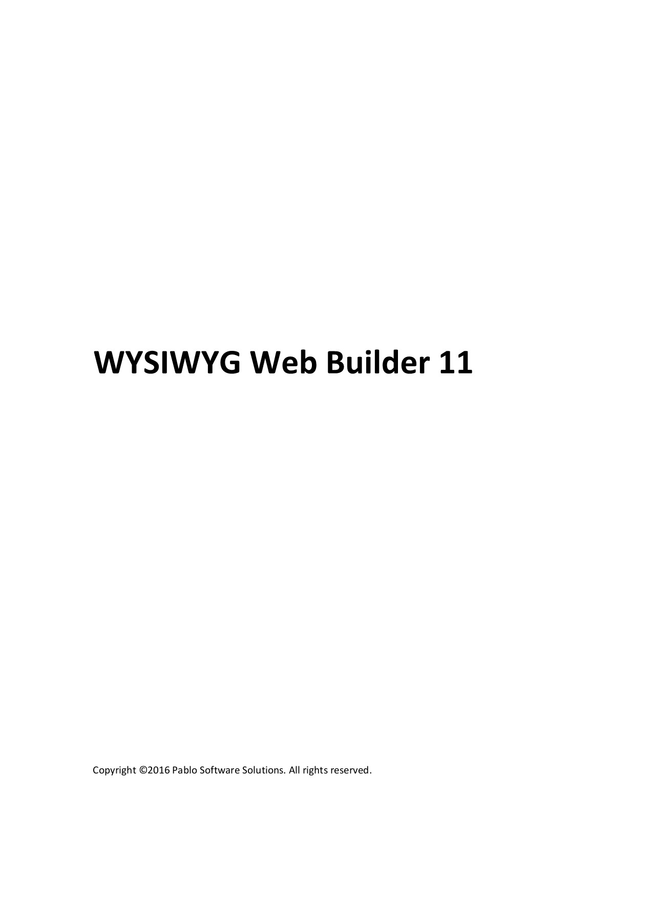 WB11UserGuide Pages 251.