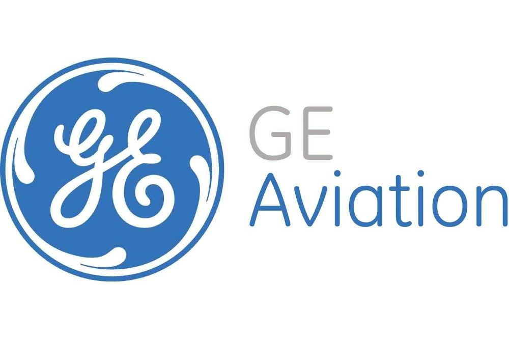 GE Aviation Logo.