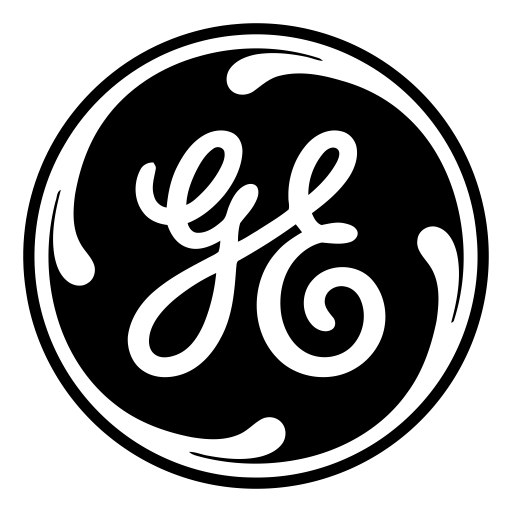 General Electric Logo transparent PNG.