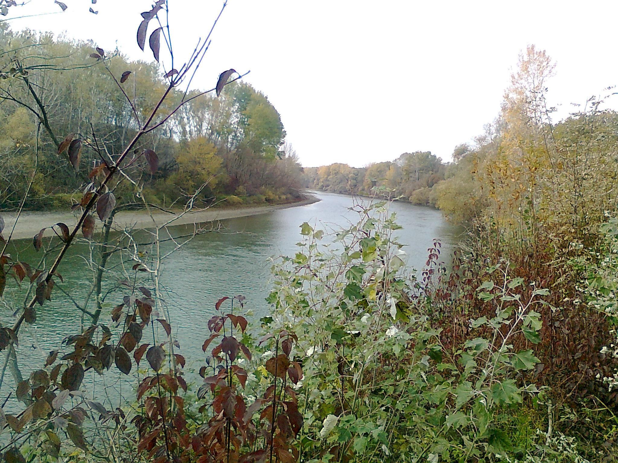 Râul Prut.