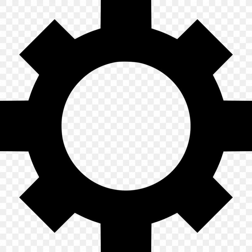 Clip Art Vector Graphics Gear, PNG, 980x980px, Gear, Black.