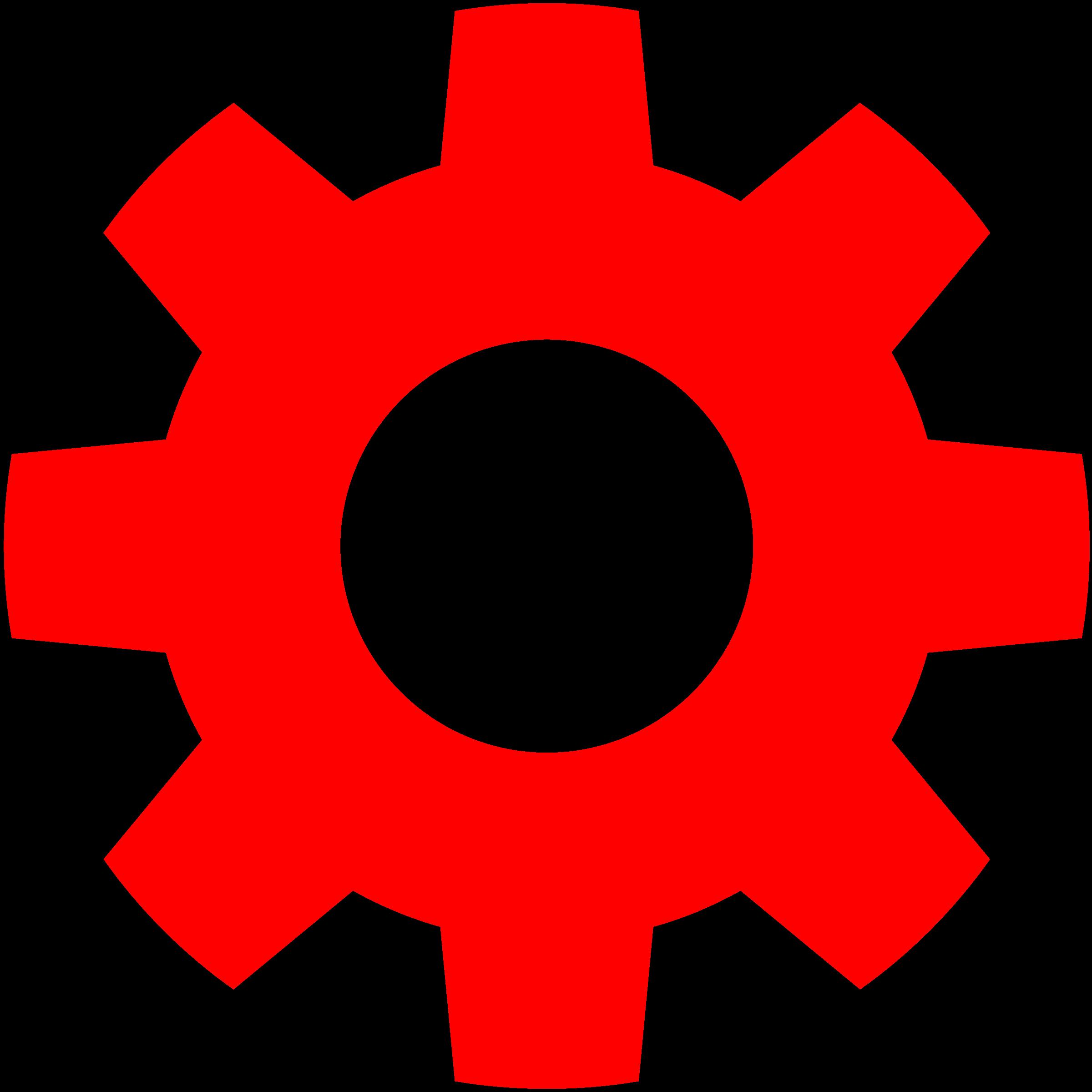 Gear Clipart Clip art of Gear Clipart #6440 — Clipartwork.