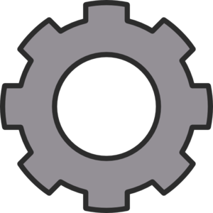 Gear Clip Art at Clker.com.