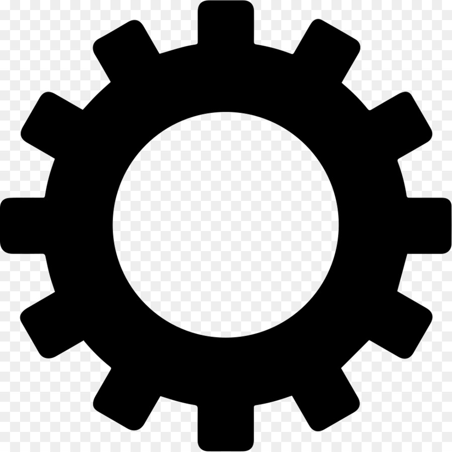 Gear Vector Clipart.