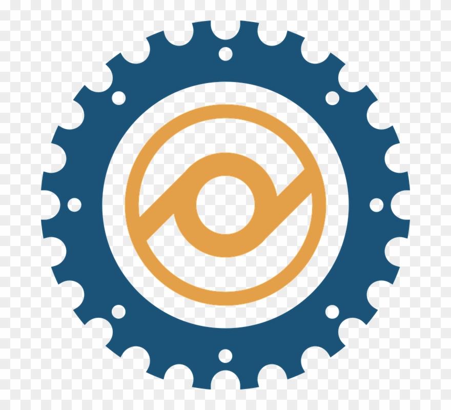Machine Gear Logo Clipart (#553210).