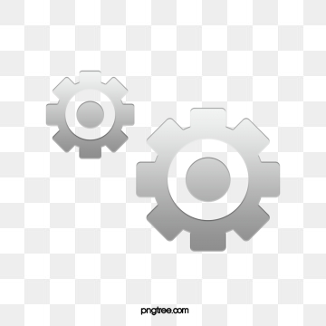 Mechanical Gear PNG Images.