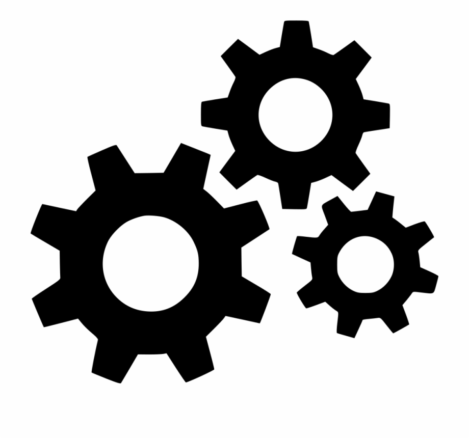 Gears Png , Png Download.