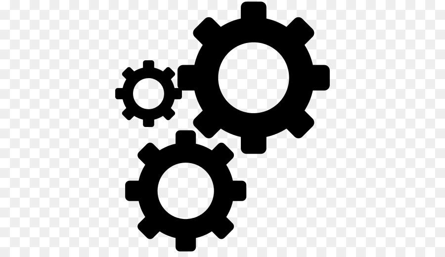 Gear Icon clipart.