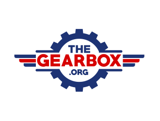 The Gearbox logo design.