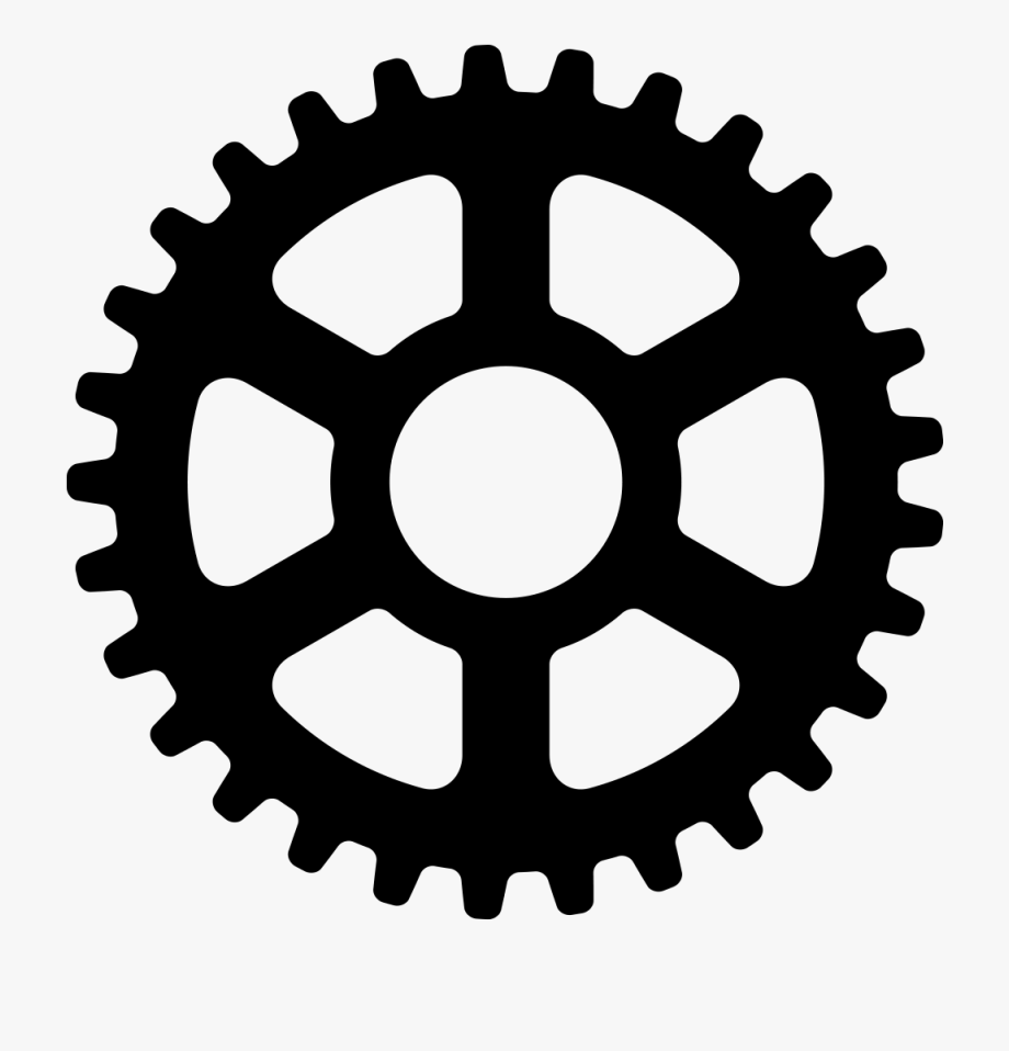 Gear Clipart Bicycle Gear.