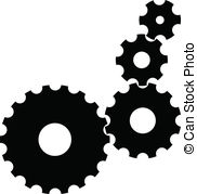 Gear Stock Illustrations. 94,556 Gear clip art images and royalty.