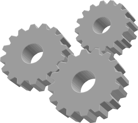 Gears Clipart.