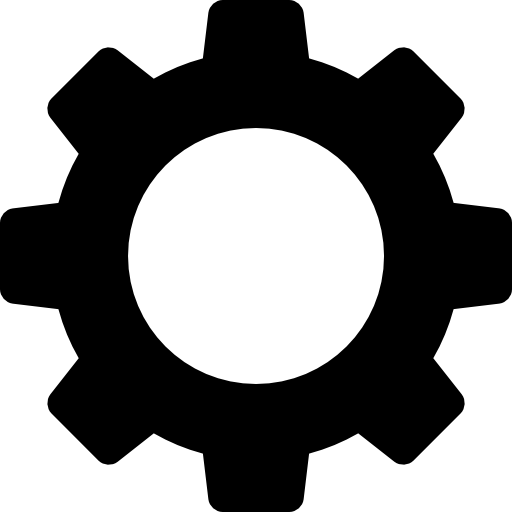 Gear Icons.