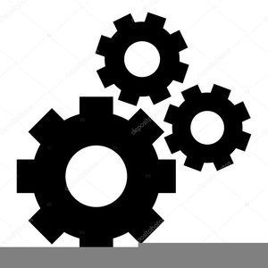 Cogs And Gears Clipart.
