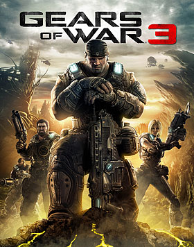Gears of War 3.