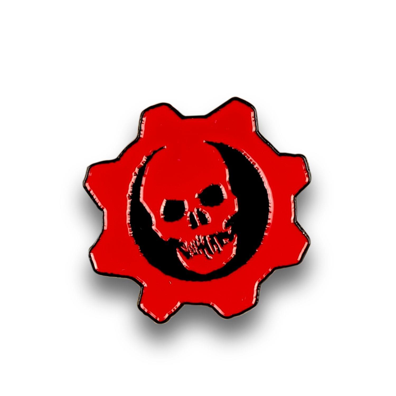 Details about Gears of War 4 Crimson Omen Pin.