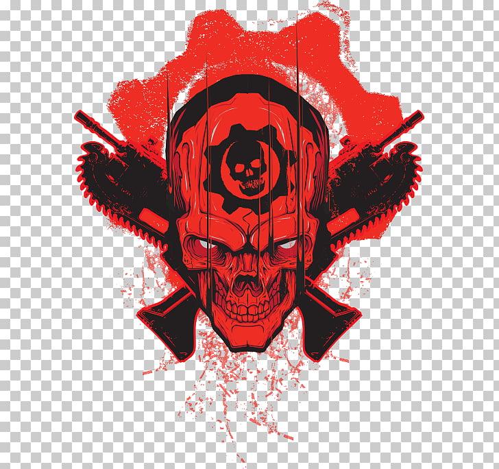 Gears of War 4 Video game Emblem, Gears Of War Jacinto\'s.