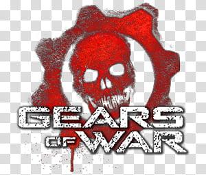 Gears of War Skull Icon, Gears of War Skull Dock, Gears of.