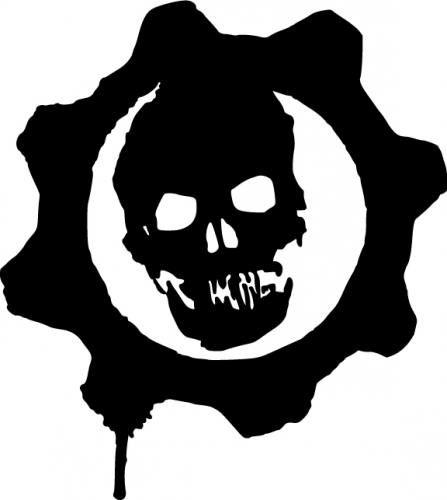 Gears Of War Clipart.