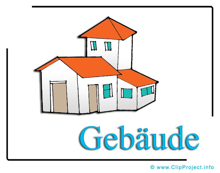 Gebaude Clipart.