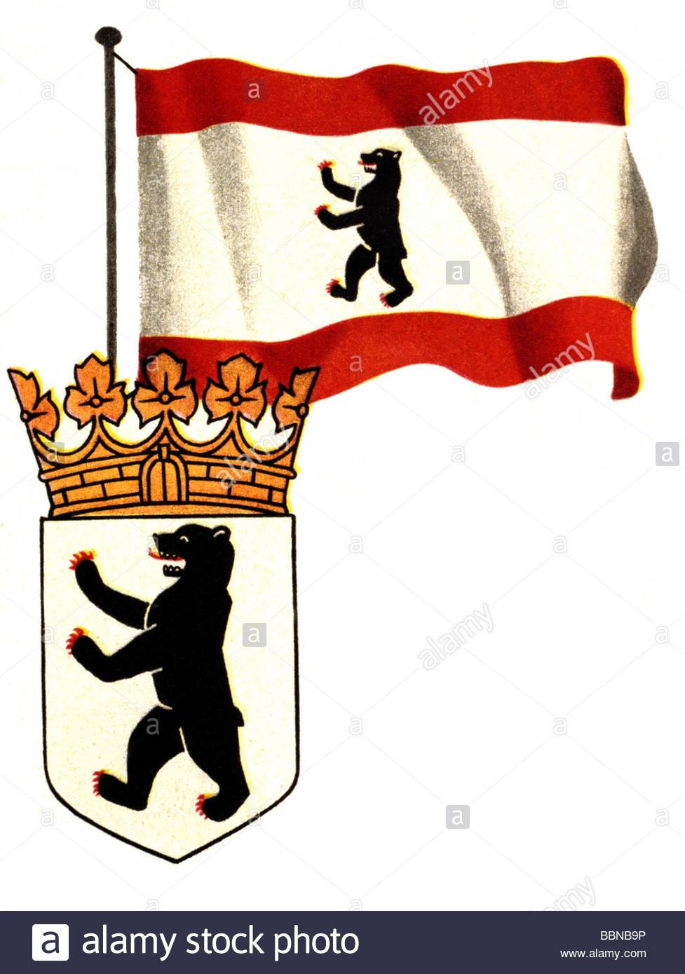 Berlin Bear Flag Stock Photos & Berlin Bear Flag Stock Images.