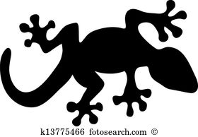 Gecko Clip Art and Illustration. 856 gecko clipart vector EPS.
