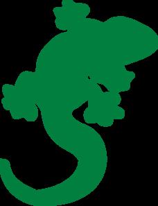 Free Gecko Clipart.