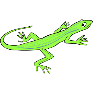 Gecko 3 clipart, cliparts of Gecko 3 free download.