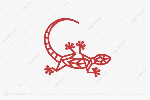 Exclusive Logo 79914, Gecko Logo.