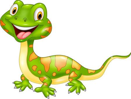 Gecko clipart » Clipart Station.