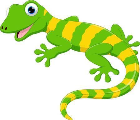 Clipart gecko » Clipart Portal.