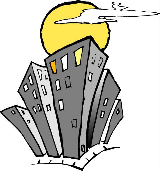 Clipart: Clipart Bangunan.
