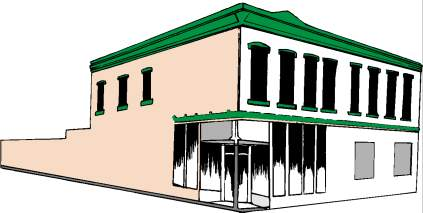 Clipart gedung.