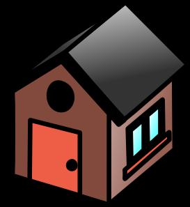 House 15 Clip Art at Clker.com.
