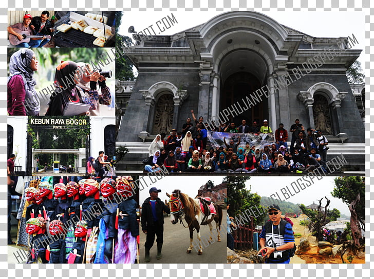 Festival Collage Tourism, Gedung sate PNG clipart.