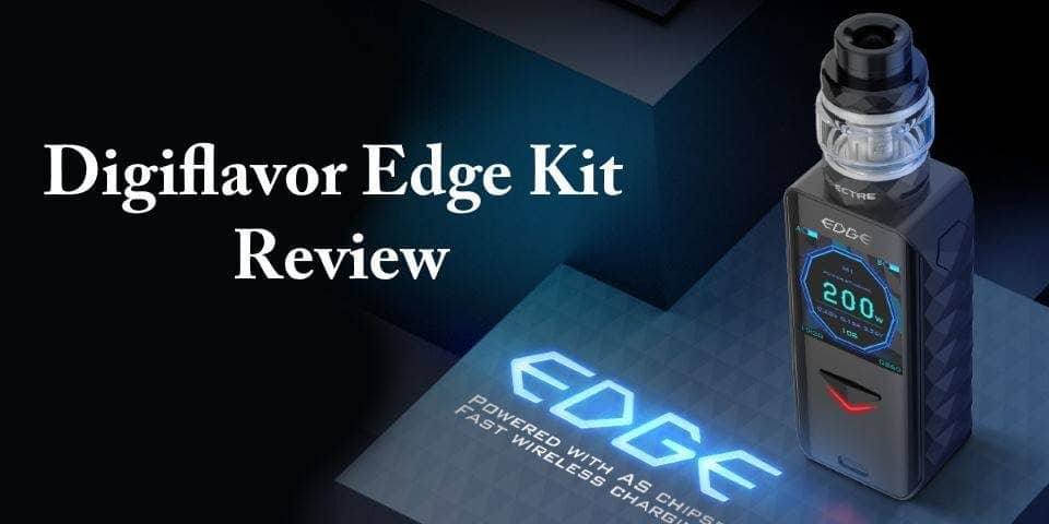 GeekVape\'s Digiflavor Edge Kit Review By SmokeTastic.