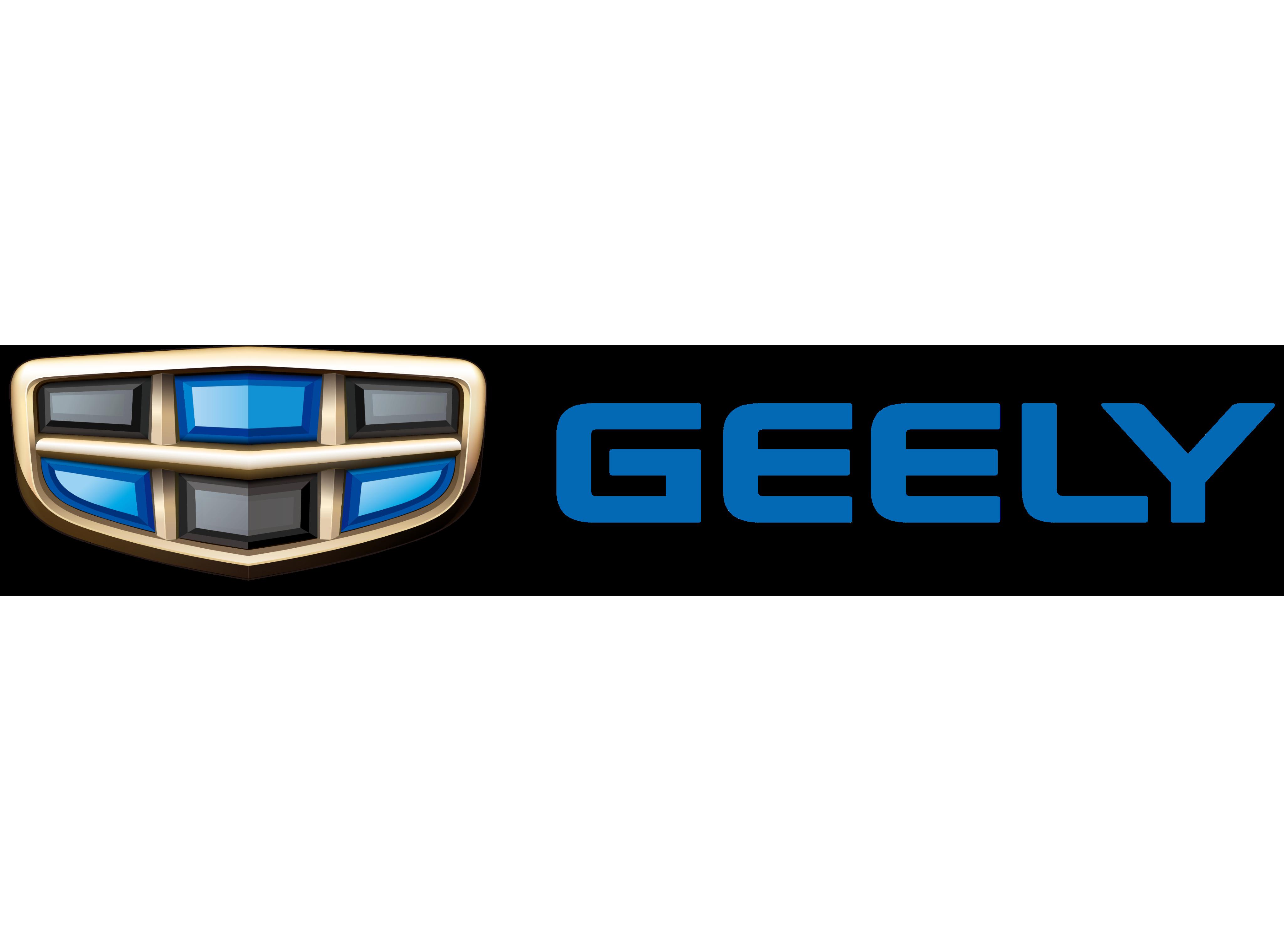 Logo Geely.