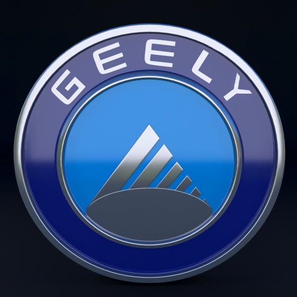 Geely Logo by NiosDark.