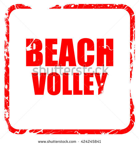 Beachvolley Stock Photos, Royalty.